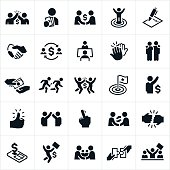 Deal Making Icons
