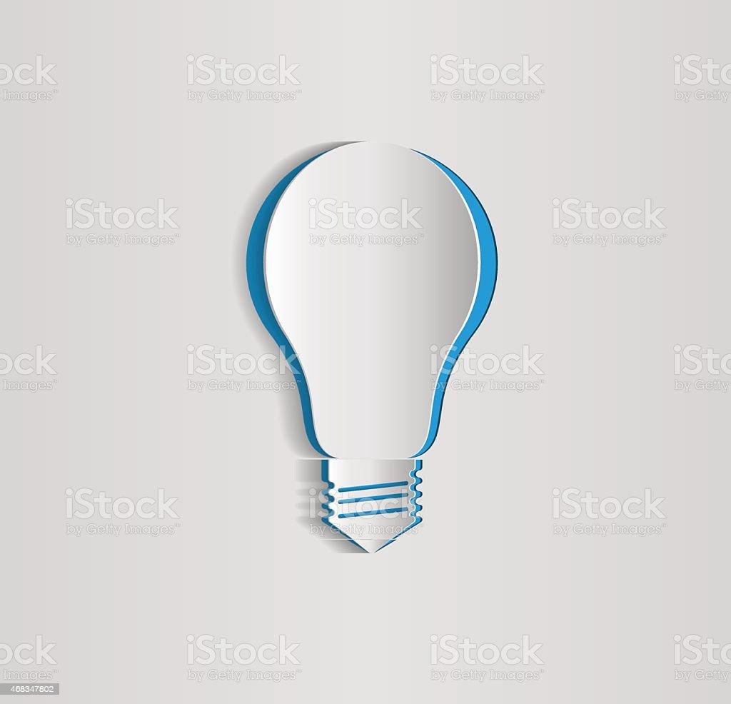 deas innovation, eco bulb energy icon, vector design royalty-free deas innovation eco bulb energy icon vector design stock vector art & more images of 2015