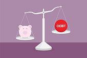 Adult, Adversity, Balance, Banking, Saving money
