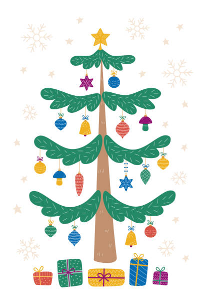 87 Cartoon Of The Presents Under A Christmas Tree Illustrations Royalty Free Vector Graphics Clip Art Istock ✓ free for commercial use ✓ high quality images. 87 cartoon of the presents under a christmas tree illustrations royalty free vector graphics clip art istock