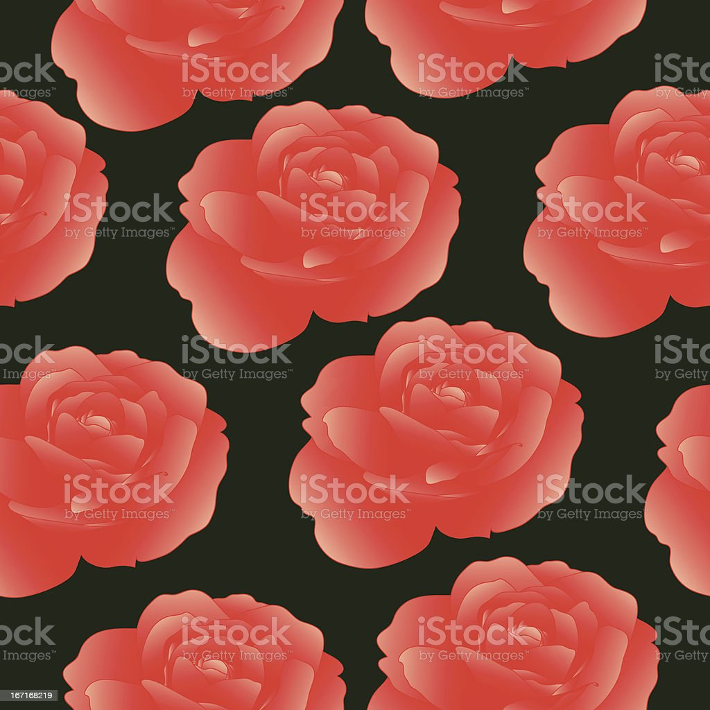 Decoration element. Floral style. royalty-free stock vector art