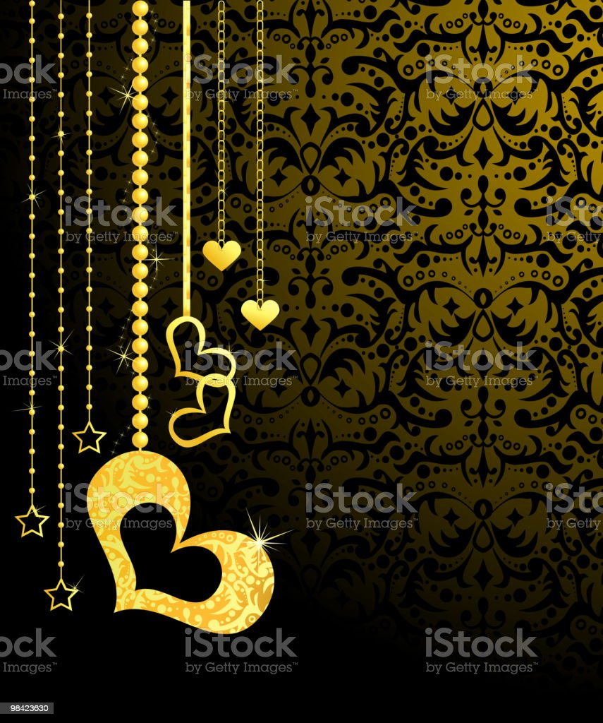 Decorations for Valentine's Day royalty-free decorations for valentines day stock vector art & more images of backgrounds