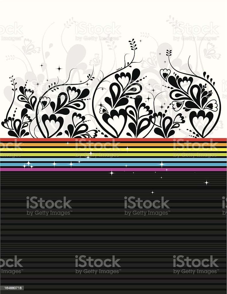 Decorative background royalty-free decorative background stock vector art & more images of abstract