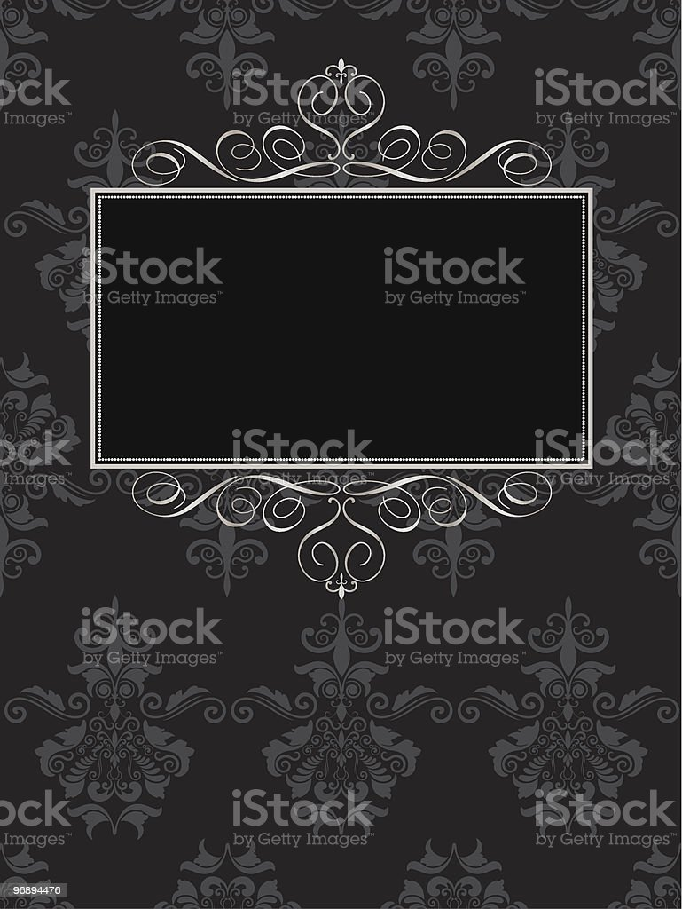 Decorative background royalty-free decorative background stock vector art & more images of backgrounds