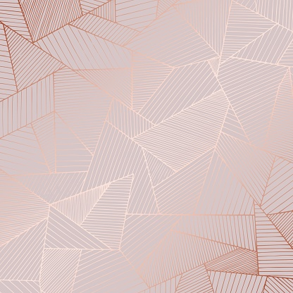 Decorative Background With Rose Gold Imitation - Stockowe grafiki wektorowe i więcej obrazów Abstrakcja