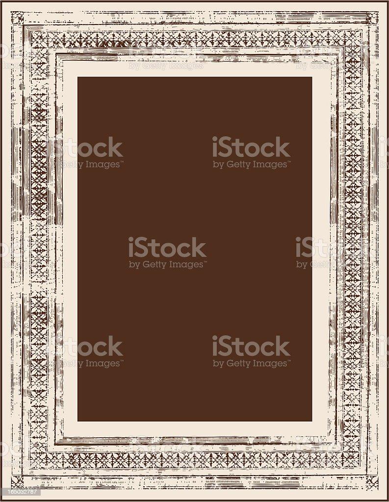 Decorative Border 3 royalty-free stock vector art