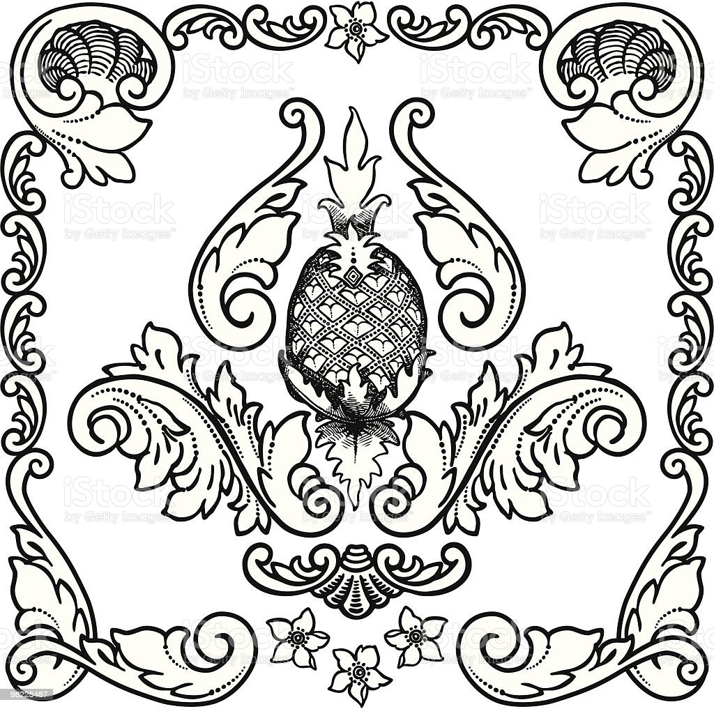 Decorative Design Elements royalty-free decorative design elements stock vector art & more images of black and white