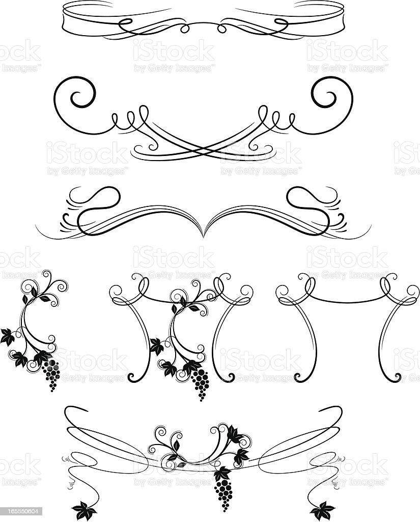 Decorative Elements royalty-free decorative elements stock vector art & more images of antique