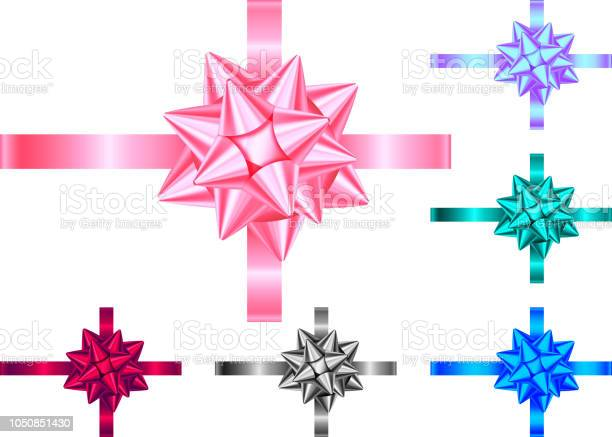 Decorative gift ribbon and bow isolated on white background vector id1050851430?b=1&k=6&m=1050851430&s=612x612&h=dt 0tojoo8h7aajhkwsls784oyoh4kabriclje supm=
