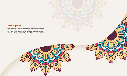 decorative ornament stock illustration