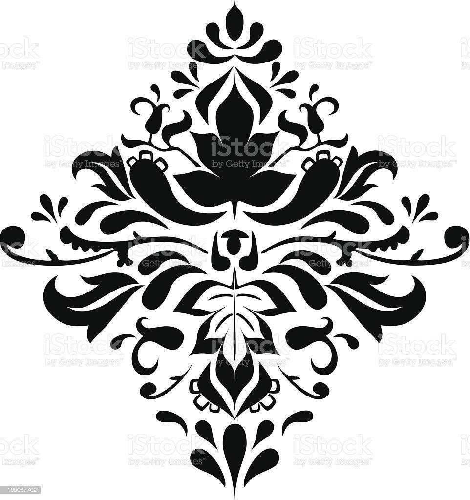 Decorative Ornament royalty-free stock vector art