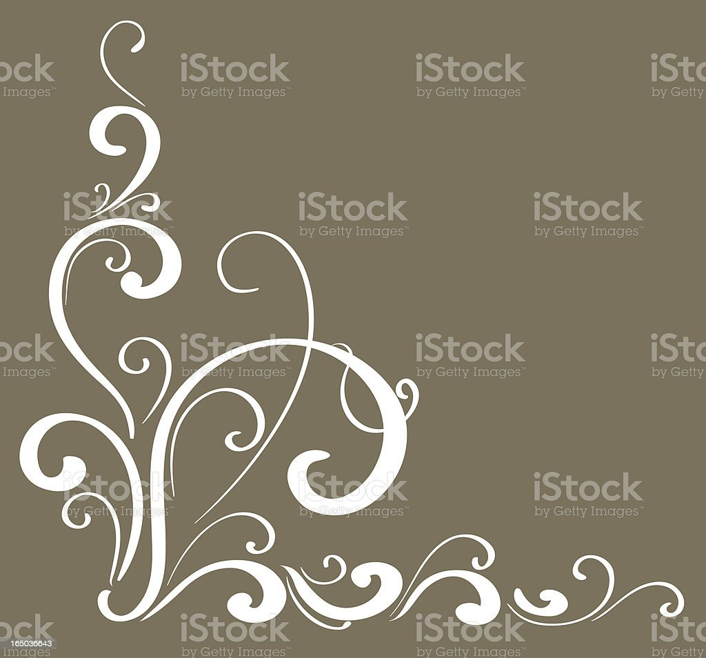 Decorative ornament, Vector royalty-free decorative ornament vector stock vector art & more images of abstract
