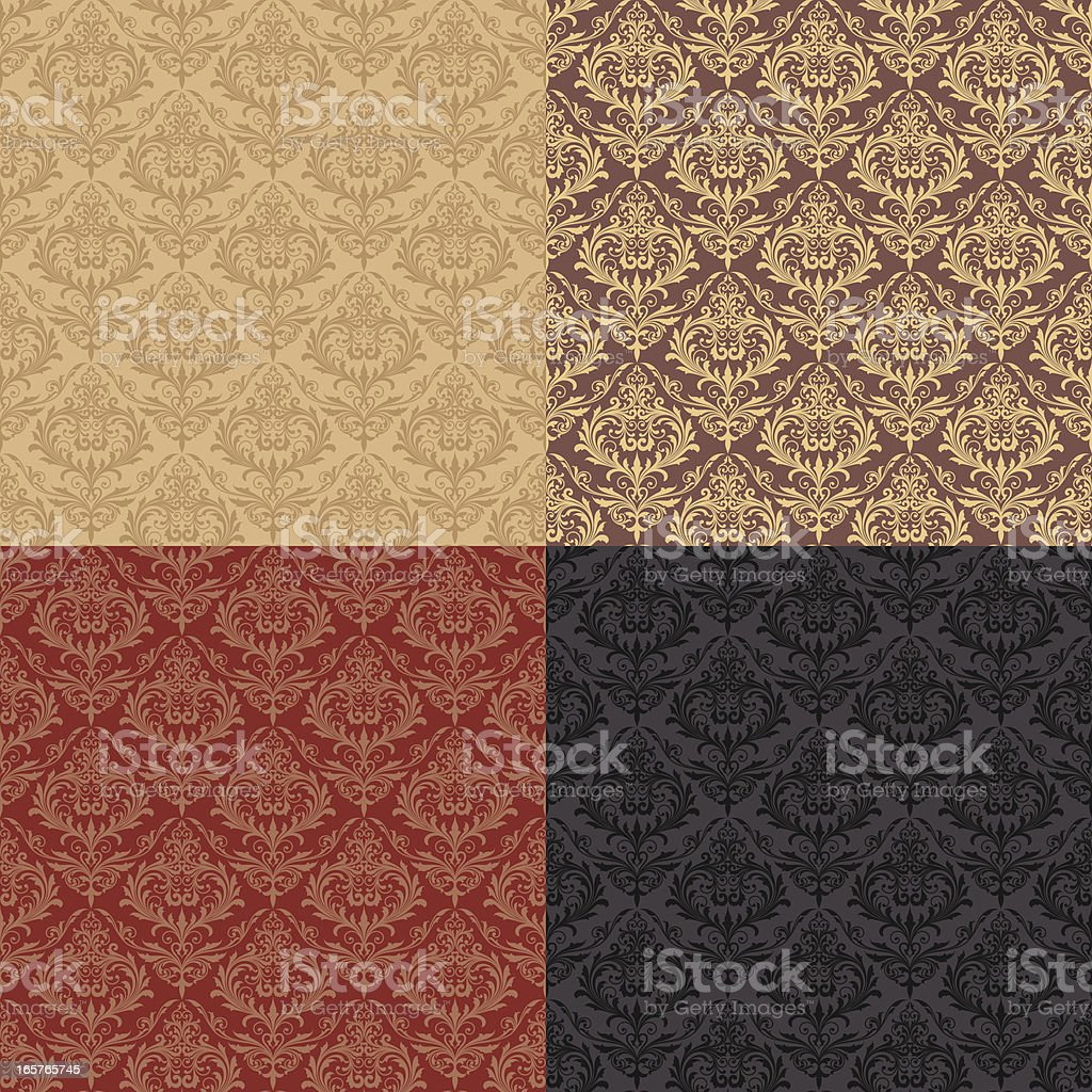 Decorative seamless pattern royalty-free decorative seamless pattern stock vector art & more images of abstract