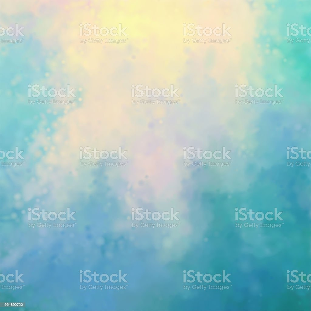 Decorative Watercolor Background royalty-free decorative watercolor background stock vector art & more images of abstract