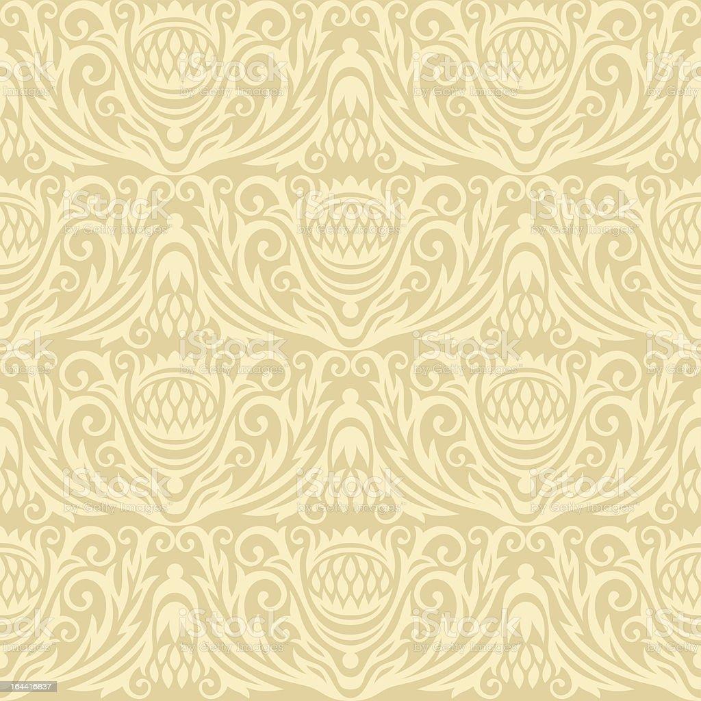 decoretive damask pattern background royalty-free decoretive damask pattern background stock vector art & more images of backgrounds