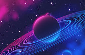 istock Deep Space Planetary Rings Abstract Background 1273320106
