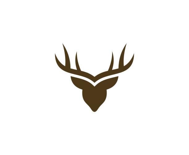 Hirsch-Logo – Vektorgrafik