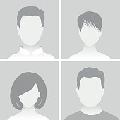 Default Placeholder Man and Woman