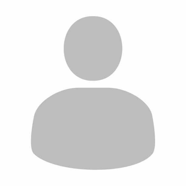 standardprofilbild, avatar, fotoplatzhalter. vektor-illustration - bildkomposition und technik stock-grafiken, -clipart, -cartoons und -symbole