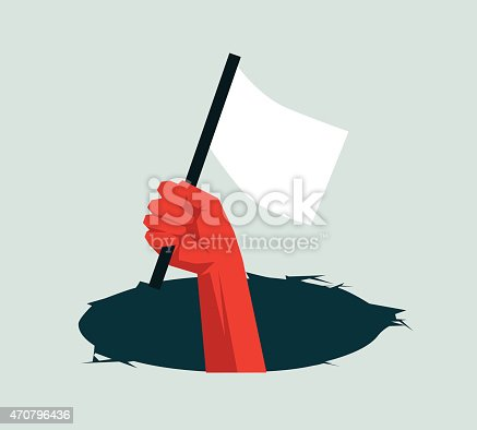 istock Defeat-Illustration 470796436