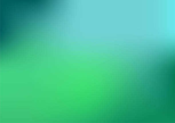 Defocused Abstract Blue and green Background Defocused Abstract Blue and green Background living organism stock illustrations
