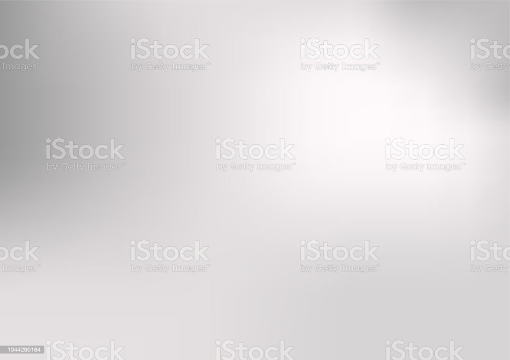 Defocused Abstract Gray Background