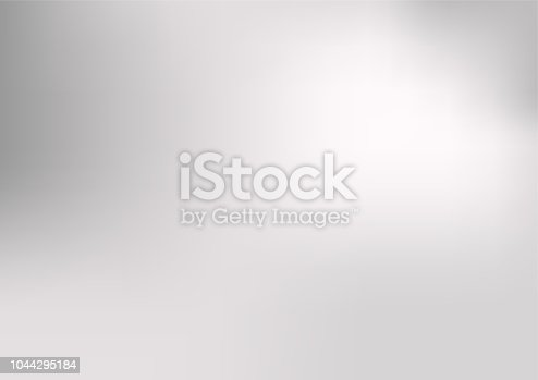 Defocused Vector Abstract Gray Background