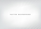 Defocused Abstract Gray Technology Vector Background