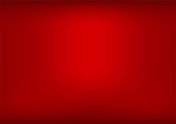 ilustrações de stock, clip art, desenhos animados e ícones de defocused abstract red background - vr red background