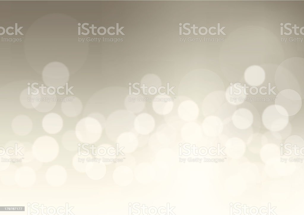 Defocused background vector art illustration