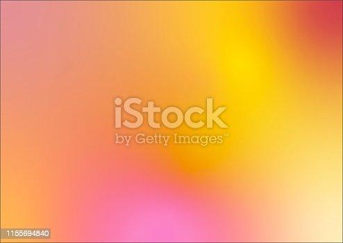 istock Defocused Blurred Motion Abstract Background Orange Yellow 1155694840
