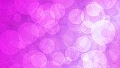 Defocused Defused Blur Bubble Background