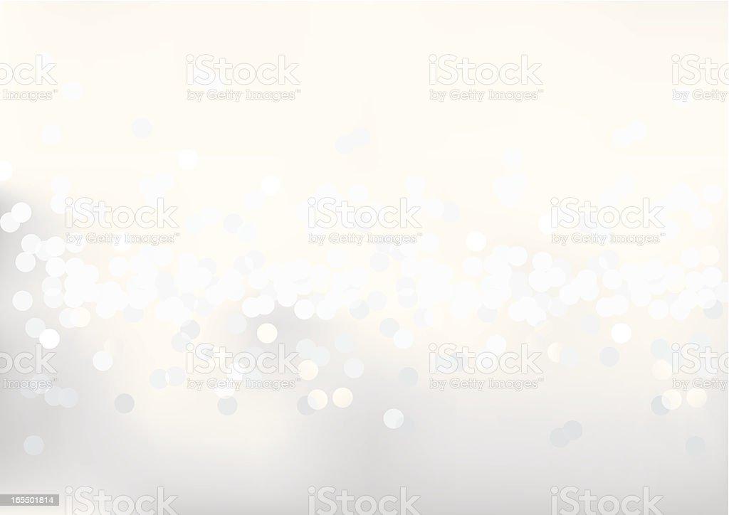 Defocused Gray Light royalty-free stock vector art