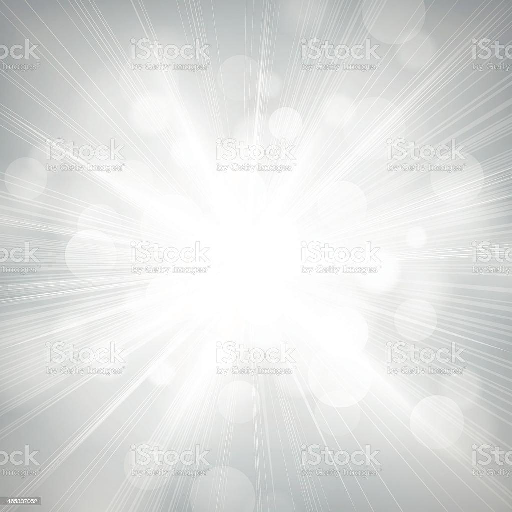 Defocused Lights Burst Background
