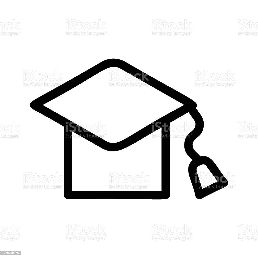 Grad - Lizenzfrei Bildung Vektorgrafik