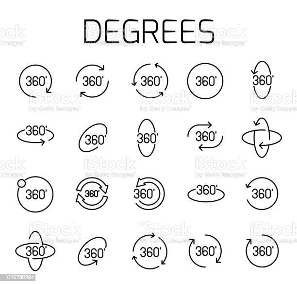 Degrees related vector icon set vector id1026750384?b=1&k=6&m=1026750384&s=612x612&h=rmahm 8 euyzjkxmhvvk5 yrzis46w1mhe rynxbiae=