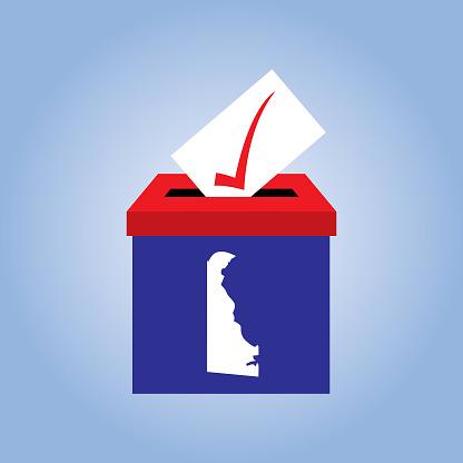 Delaware Ballot Box icon