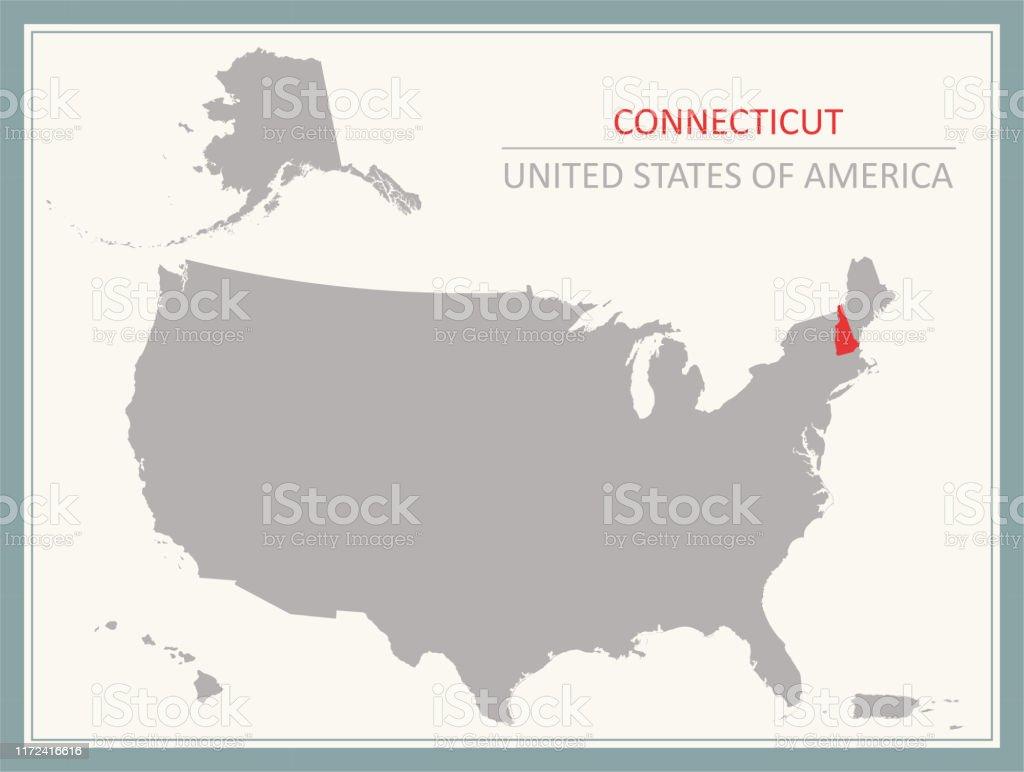 Delaware Map Usa Downloadable Stock Illustration - Download ...