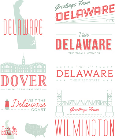 Delaware Typography