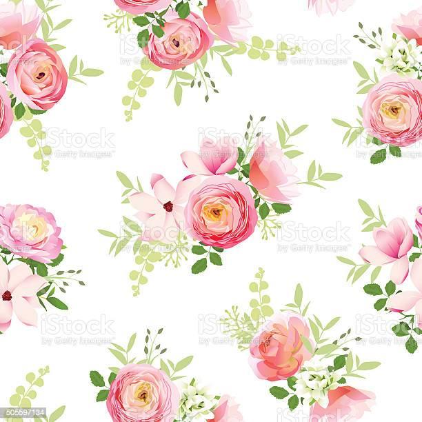 Delicate bunch of spring fresh flowers vector id505597134?b=1&k=6&m=505597134&s=612x612&h=diveafb3e scfqorwnssl8zs65dymxhb77burxa2ski=