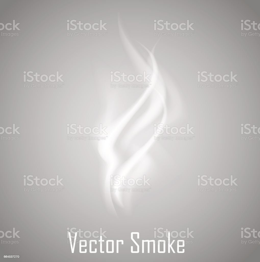 Delicate white cigarette smoke waves on transparent background vector illustration royalty-free delicate white cigarette smoke waves on transparent background vector illustration stock vector art & more images of abstract
