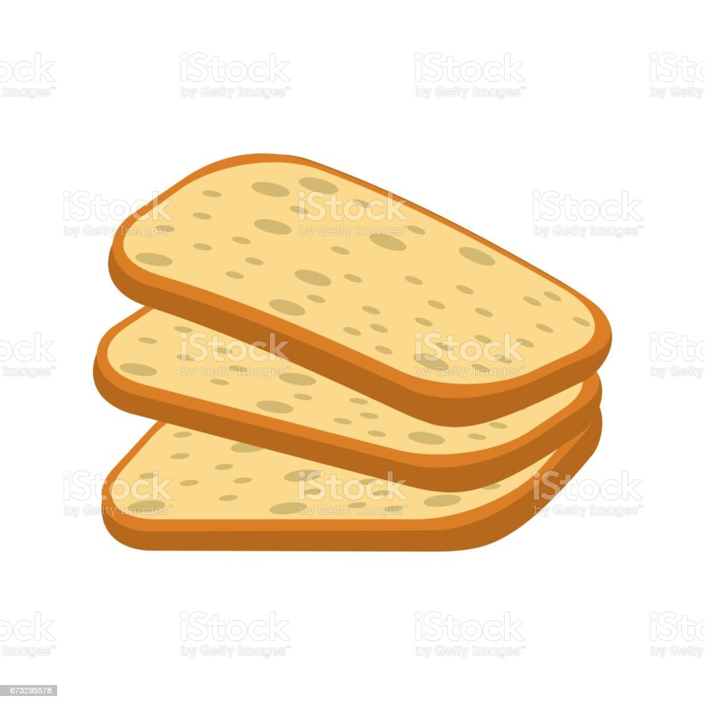 delicious fresh bakery slice bread royalty-free delicious fresh bakery slice bread stock vector art & more images of baked