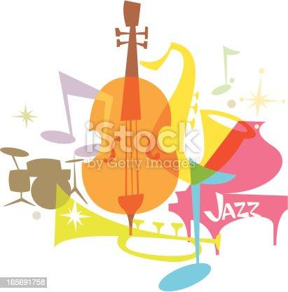istock Delicious Living (Jazz) 165691758