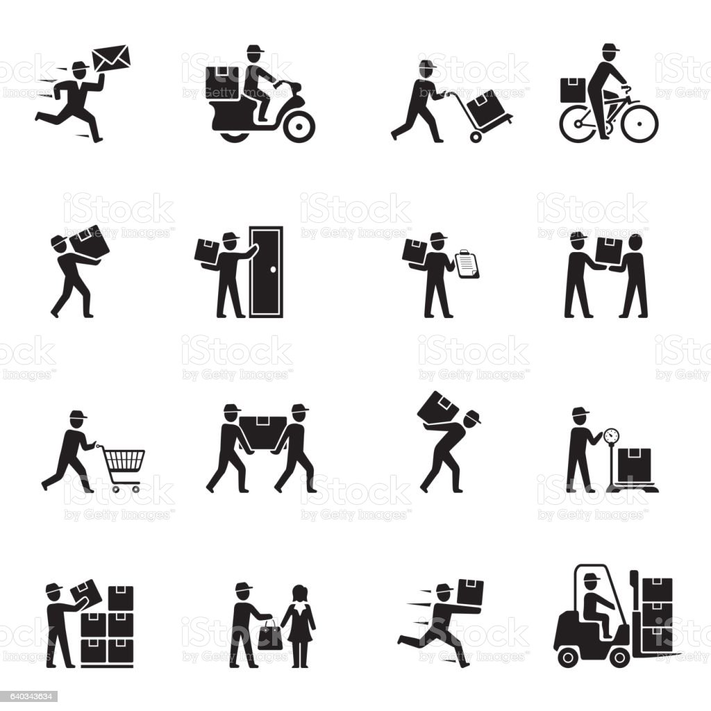 royalty free home delivery clip art vector images illustrations rh istockphoto com free shipping icons clipart free shipping clipart