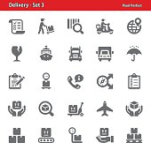 Delivery Icons - Set 3