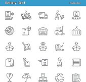 Delivery Icons - Set 4