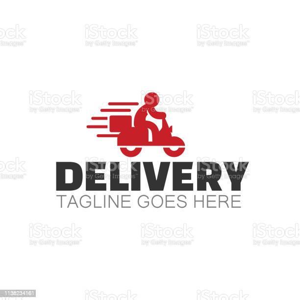 Delivery Illustration - Stockowe grafiki wektorowe i więcej obrazów Bez ludzi