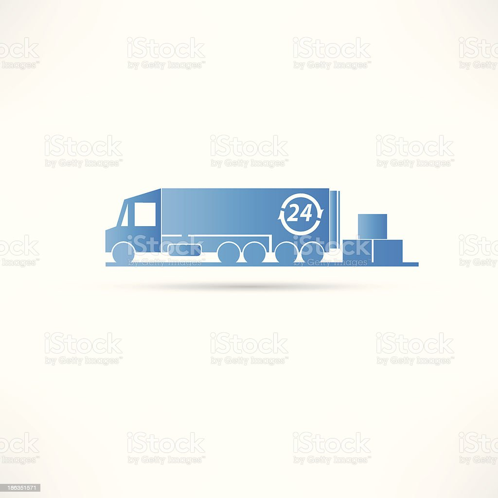 delivery of goods icon royalty-free delivery of goods icon stock vector art & more images of bag
