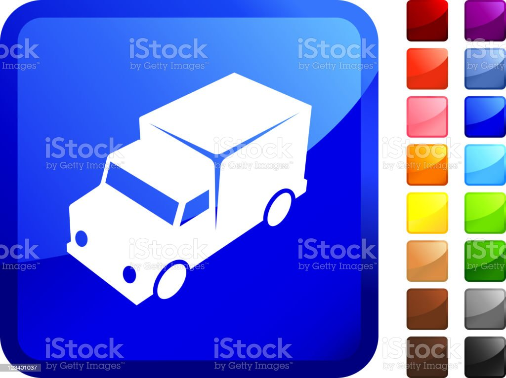 Delivery Truck Internet Royalty Free Vector Art Stock Illustration Download Image Now Istock