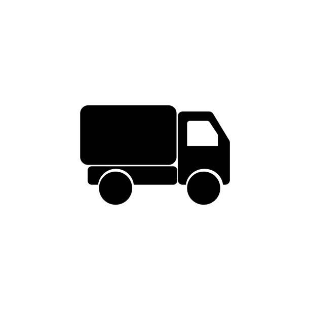 配送トラック  - 新居点のイラスト素材/クリップアート素材/マンガ素材/アイコン素材